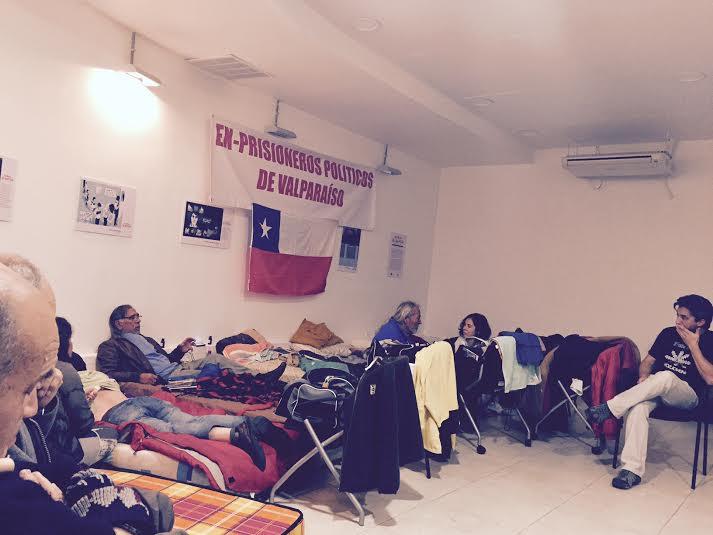 Carta de un ex preso político en huelga de hambre