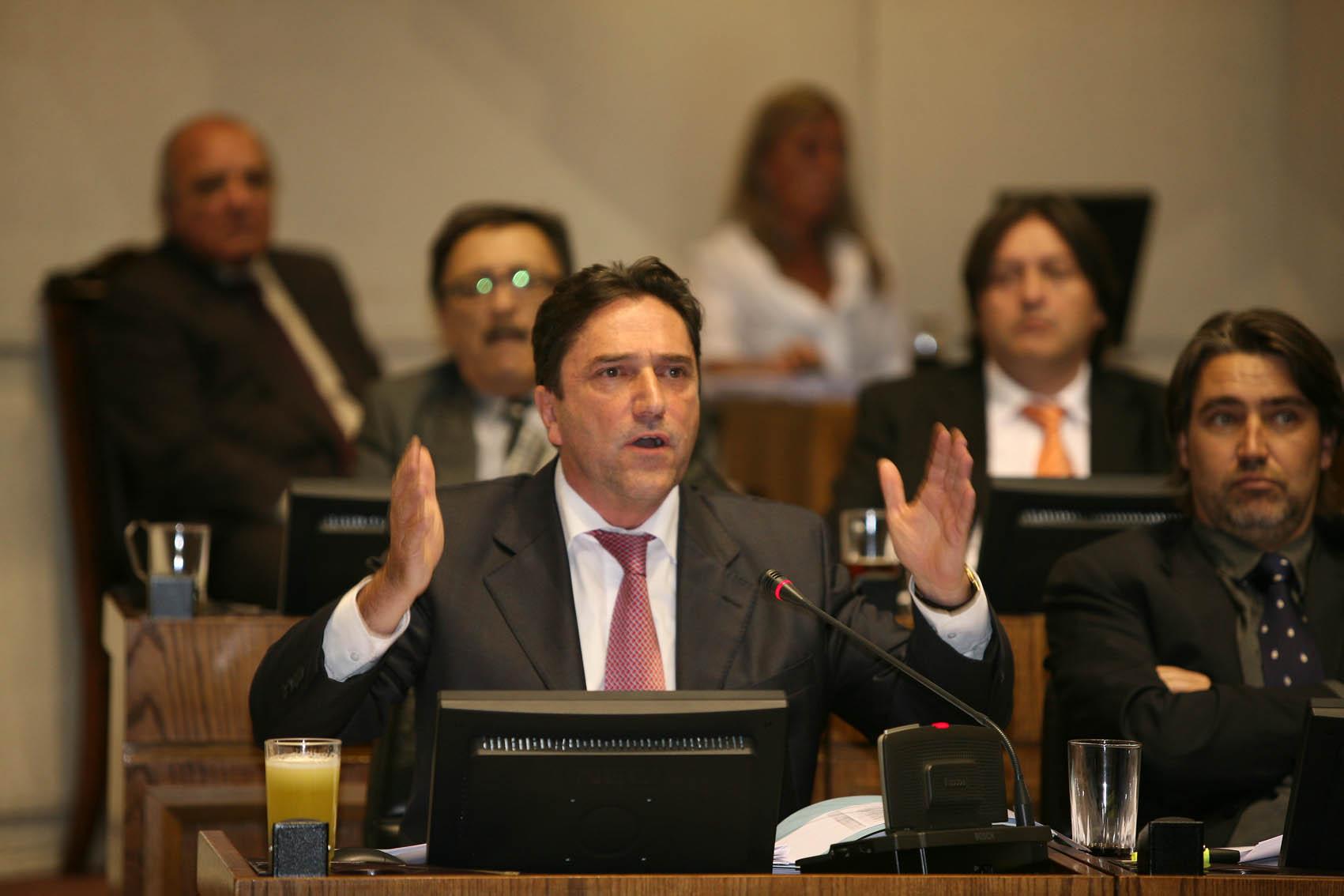 """José Antonio Gómez se arrepintió: """"fue una declaración que tuvo lugar en otro contexto""""."""