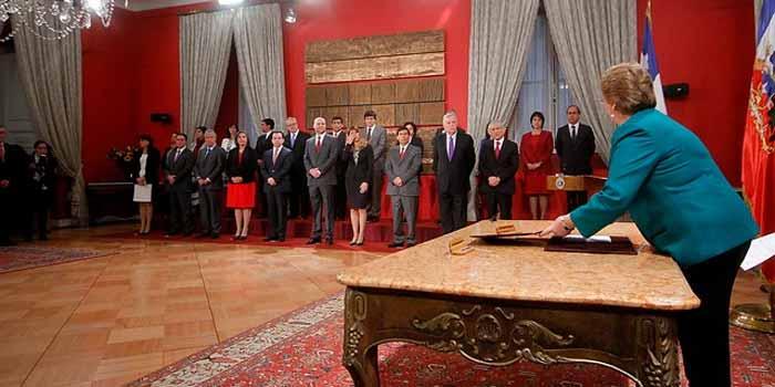 Bachelet decidió perderse en su laberinto [VIDEO]