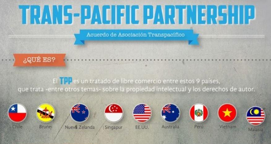 Congreso chileno se niega a pedir explicaciones por efectos negativos del TPP