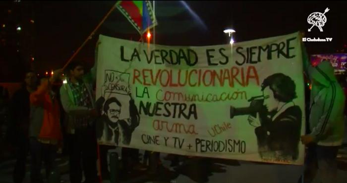 Funa a la TVN por 'Informe Especial' sobre Rodrigo Avilés