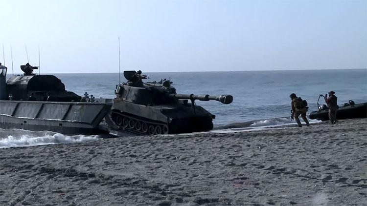 La OTAN desafía a Rusia con una serie de ejercicios simultáneos cerca de sus fronteras