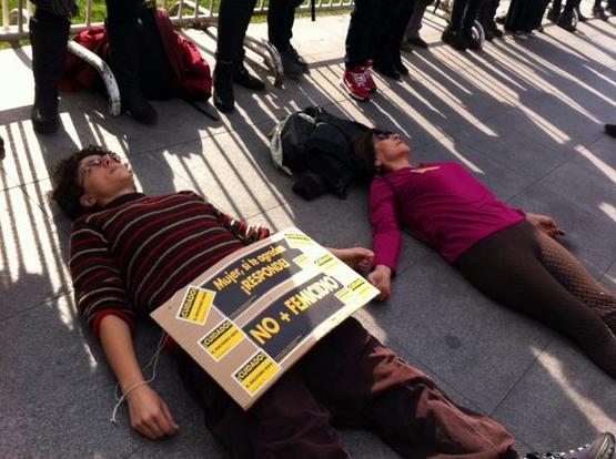 Chile se moviliza contra la violencia machista
