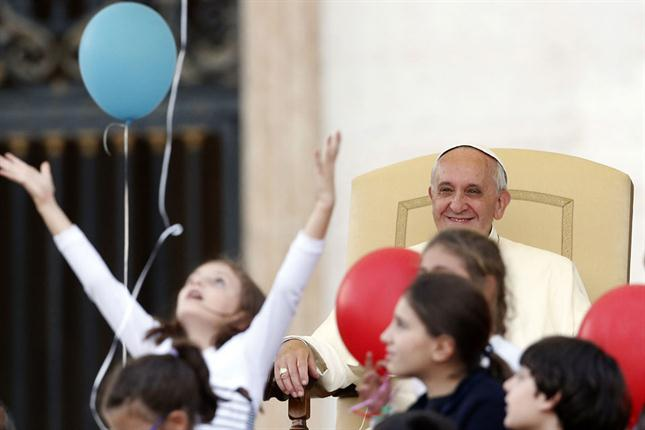 """Papa Francisco: """"A veces la separación puede ser moralmente necesaria"""""""