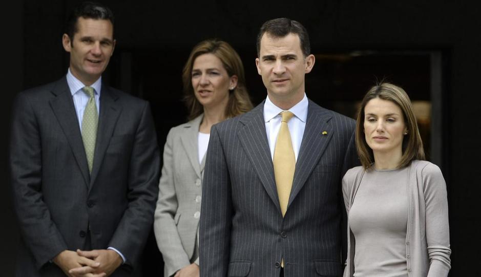 Rey de España revoca el título de duquesa de Palma a su hermana, la infanta Cristina