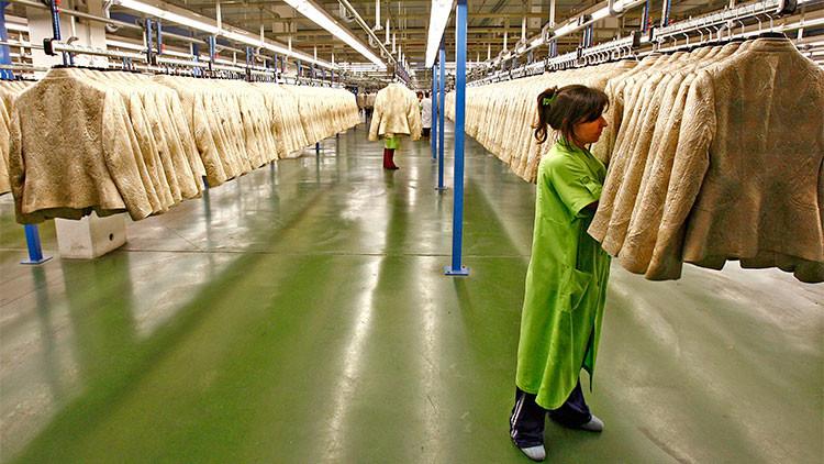 Empresas de ropa españolas como Zara se lucran en México abusando de sus empleados