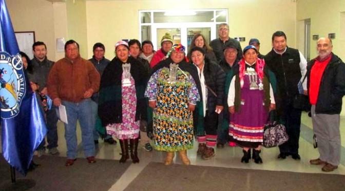 Conocimiento ancestral: Nace Agrupación de Productores de Hierbas Medicinales Mapuche