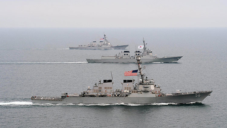EEUU seguirá desplegando sus fuerzas para confirmar pacto con Corea del Sur