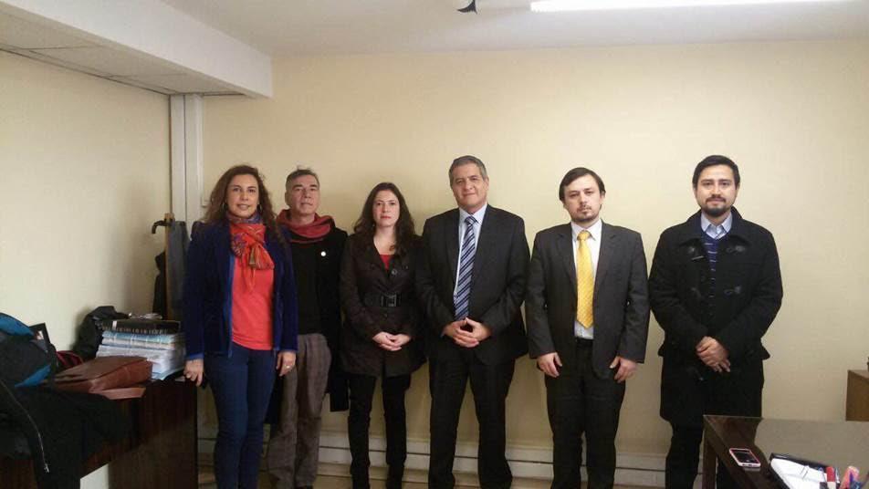 Ministro Carroza incorporará fallo que expulsa a Edwards en juicio contra responsables del Golpe