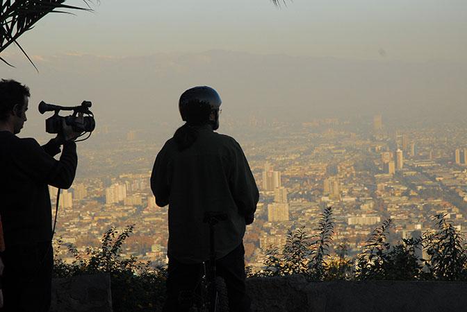 Santiago en Pre-emergencia Ambiental