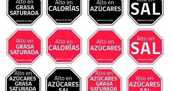 Las empresas que se oponen a la Ley de Etiquetado de Alimentos