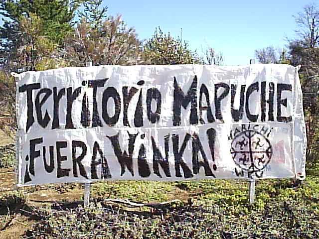 Familias mapuche acusan que diarios de Agustín Edwards impulsan campaña mediática en su contra para favorecer a latifundista