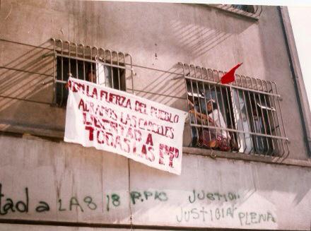 Mujeres tras las rejas de Pinochet