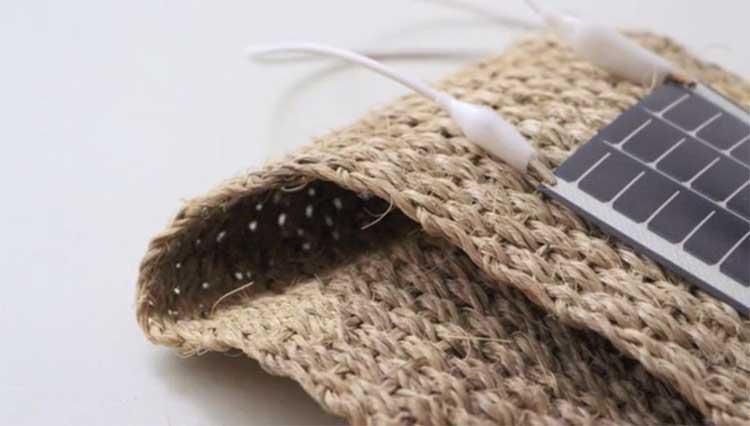 Mujeres indígenas elaboran prendas de agave que generan energía