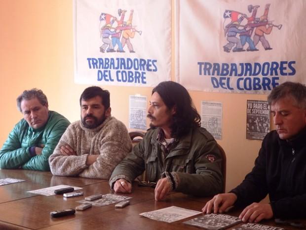CTC y Codelco se reúnen después del quiebre de negociaciones