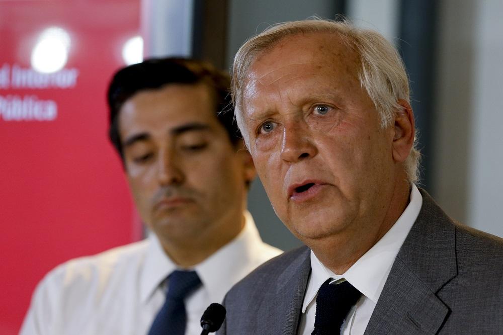 """Burgos sobre acusaciones de Jorrat a Peñailillo: """"Son cuestiones que a mí no me constan"""""""