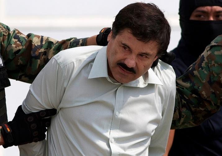 """Fugado narcotraficante """"Chapo"""" Guzmán fue protegido por la CIA durante años"""