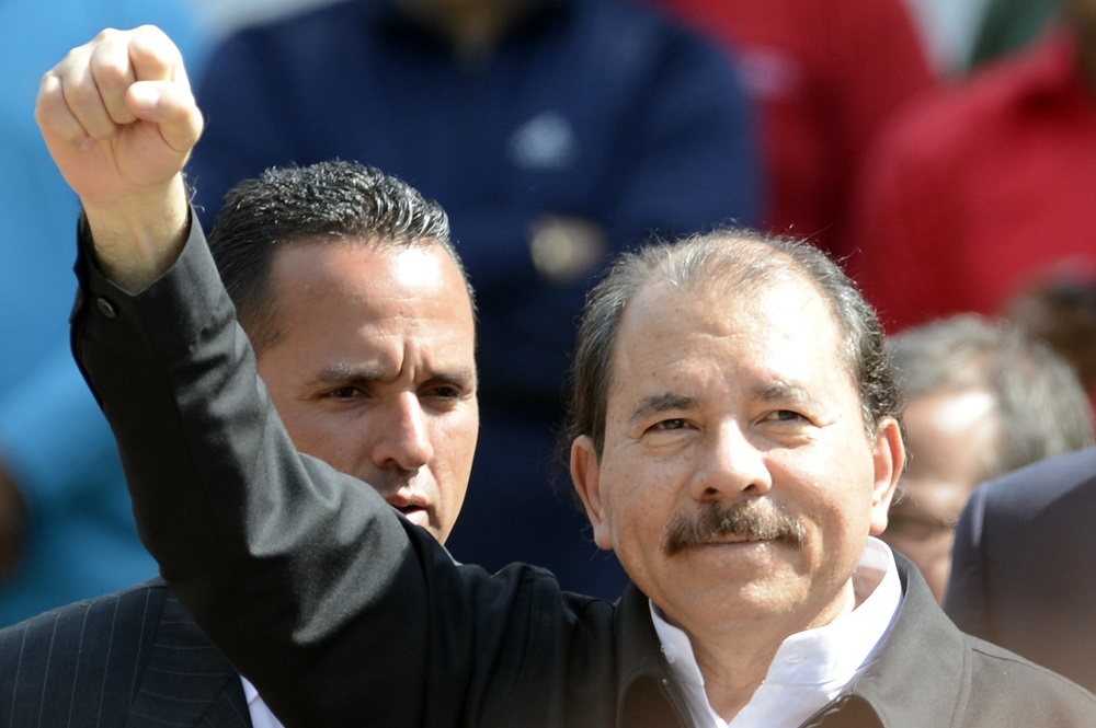 Presidente de Nicaragua envía mensaje de apoyo a pueblo de Grecia