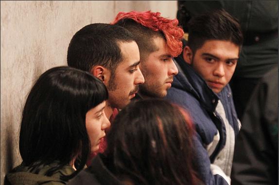 Prisión para los estudiantes de la UAHC detenidos por presunta participación en ataque a la PDI