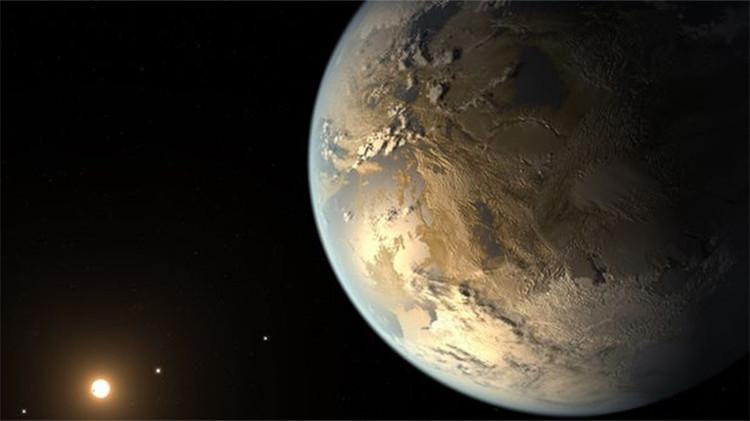 Científicos de la NASA creen que «el mayor primo de la Tierra» puede albergar vida