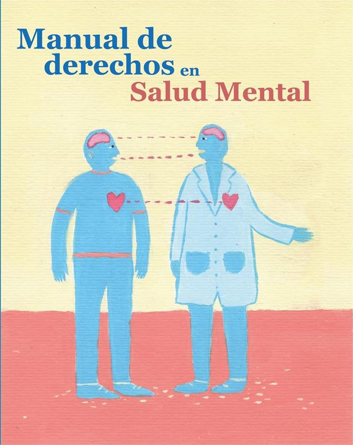 Publican Manual de derechos en salud mental