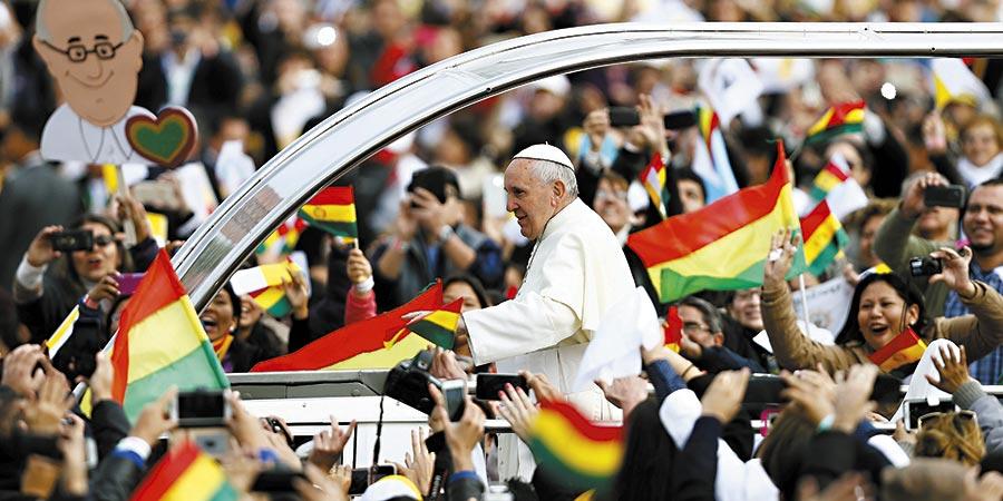 Papa Francisco enfatiza y considera justa la demanda marítima de Bolivia