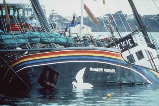 Rainbow Warrior: 30 años de un crimen sin castigo