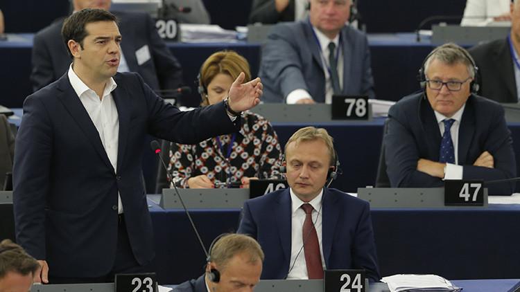 """Tsipras: """"Tuvimos que hacer concesiones difíciles para evitar los planes de los ultraconservadores europeos"""""""