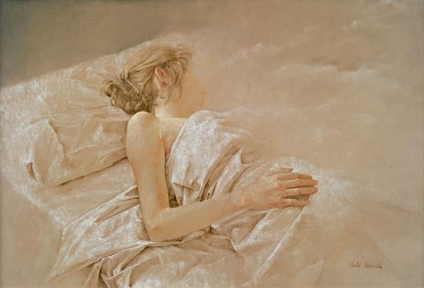 El misticismo del momento justo antes de quedarse dormido