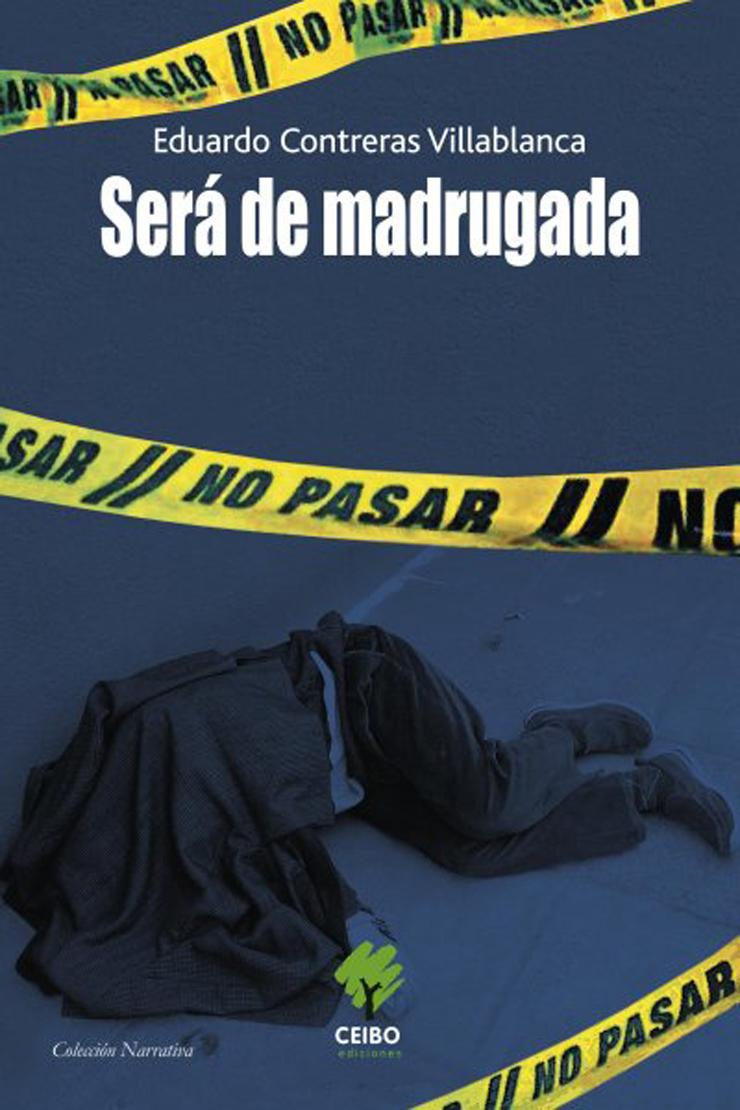 """""""Será de madrugada"""":  Nueva novela policial de un Chile en postdictadura"""