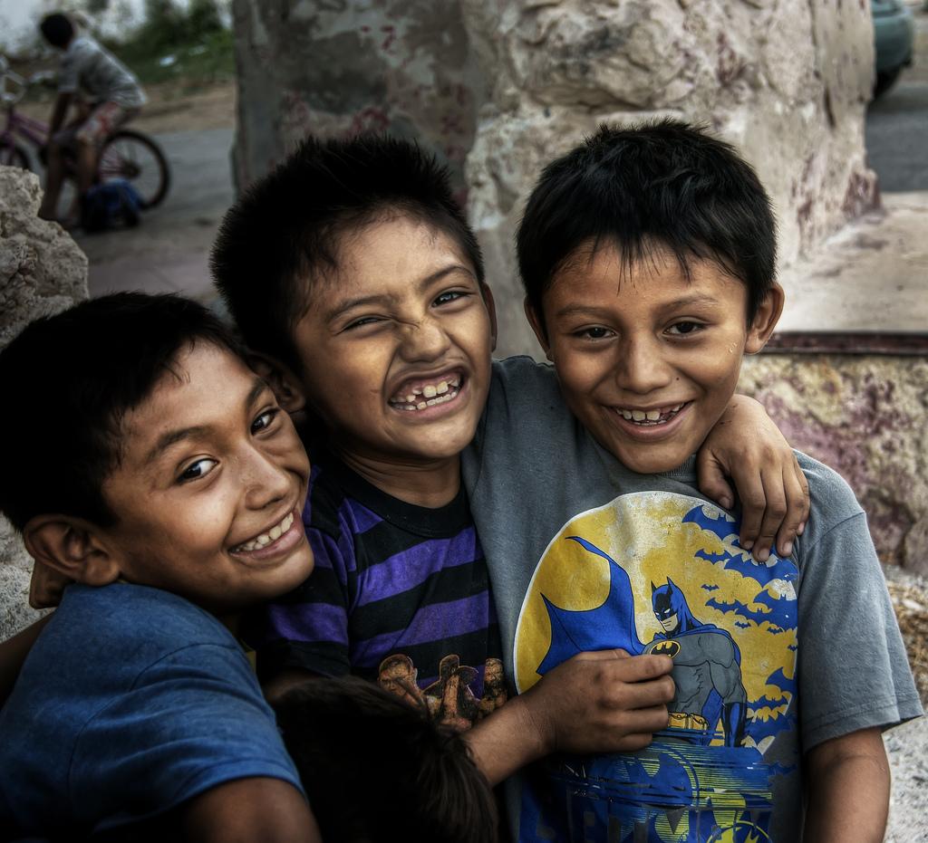 Pedagogía de la ternura: enseña a los niños a confiar en sí mismos
