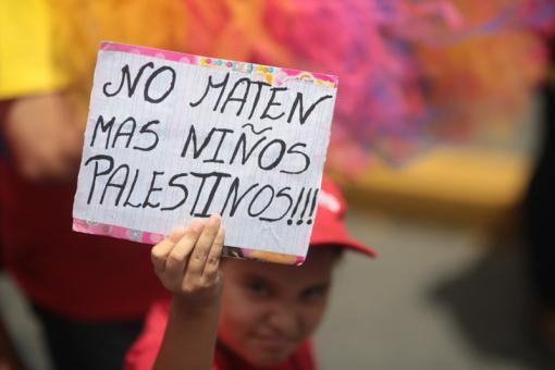 Niño Palestina