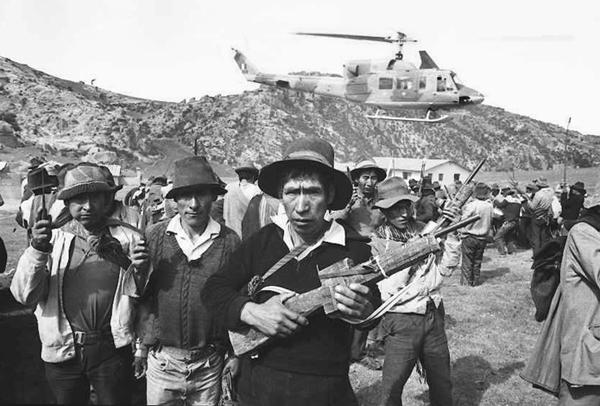 Perú: Fiscalía pide cadena perpetua para fundador de Sendero Luminoso por atentado de 1992