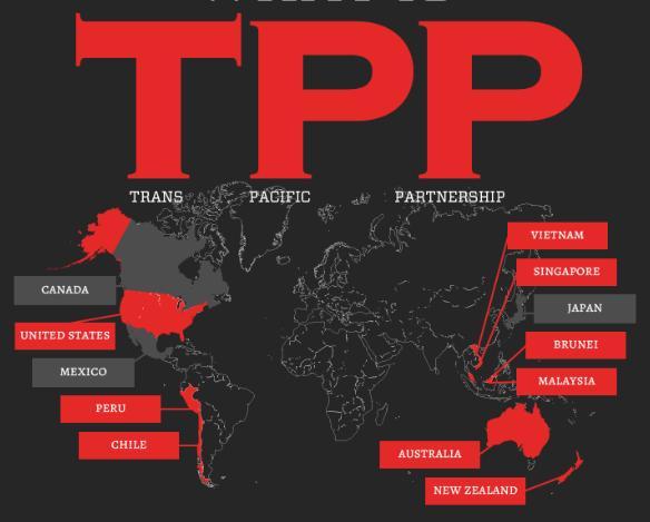 COMUNICADO: Chile Mejor sin TPP critica demora del Gobierno en entregar texto del acuerdo