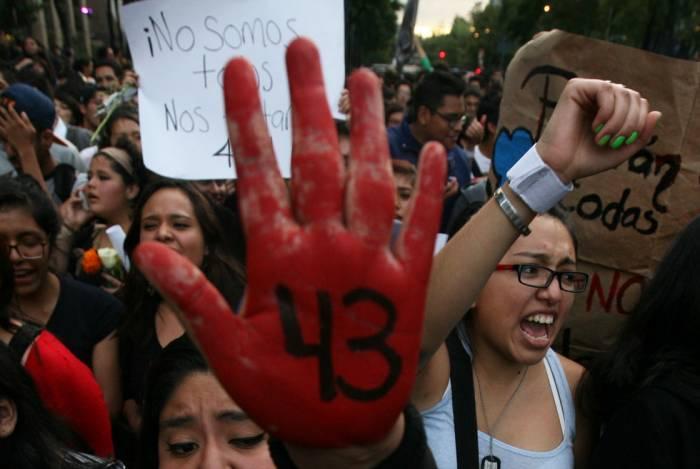 El CIDH revela que el Gobierno mexicano escondió las prendas de los 43 de Ayotzinapa y destruyó los videos
