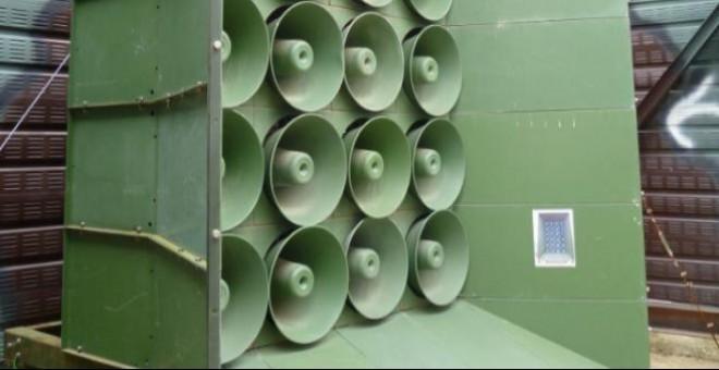 Las dos Coreas intercambian disparos de mortero por los parlantes de propaganda de Seúl