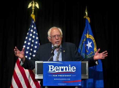 Sanders, el socialista que aspira a la Casa Blanca, gana terreno frente a Clinton