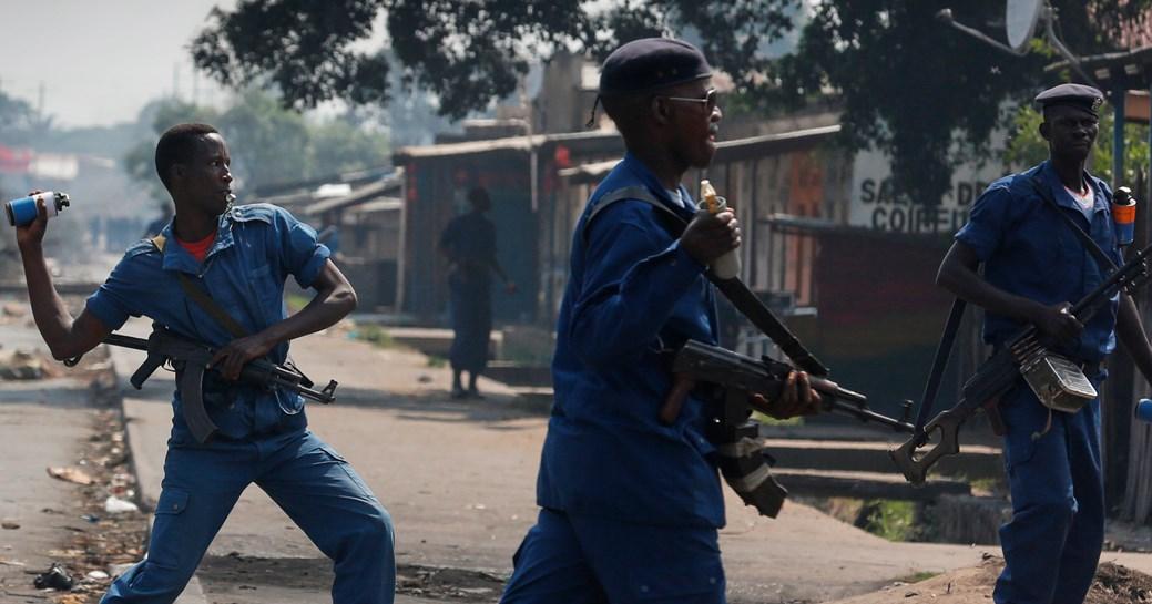 Burundi: Tortura para obtener confesiones y eliminar la disidencia