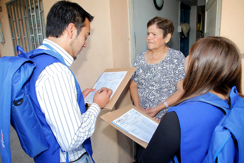 Comienza etapa piloto de Pre-Censo en Providencia