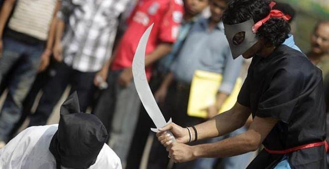 Arabia Saudí sigue ejecutando a destajo sin ningún reproche de  las democracias occidentales