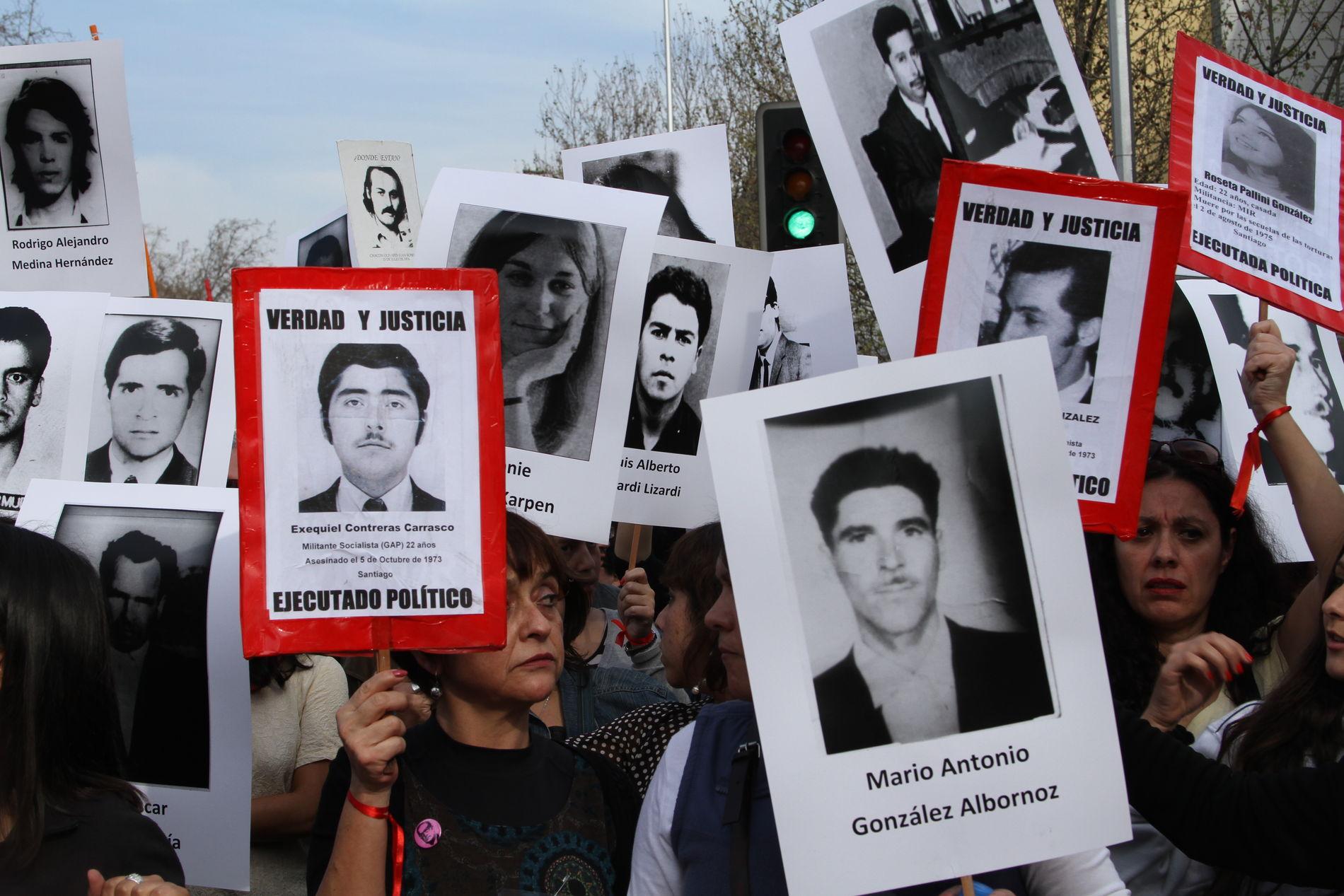 Mañana se conmemora el día del Detenido Desaparecido en Villa Grimaldi