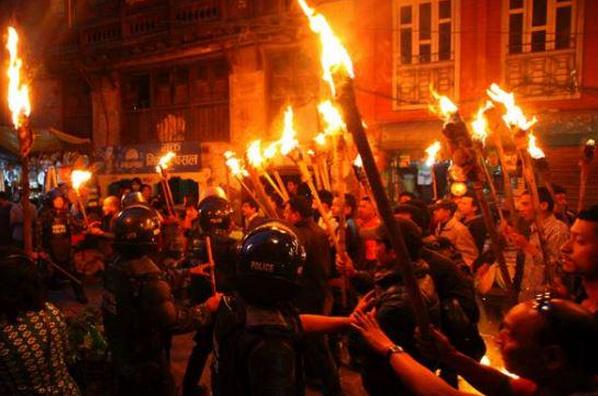 Al menos 20 muertos durante una protesta en Nepal contra reforma administrativa
