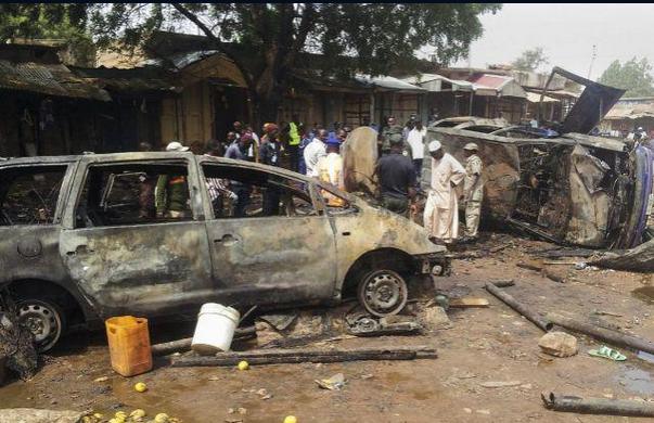 Nigeria: Ataque suicida acaba con la vida de, al menos, seis personas