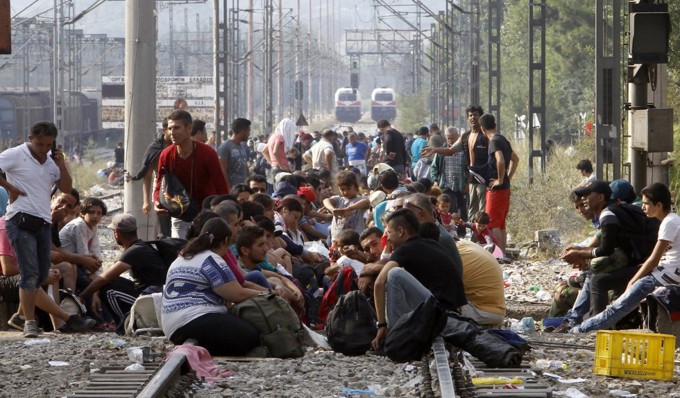 Alto Comisionado de ACNUR pide a Europa más protección para los migrantes