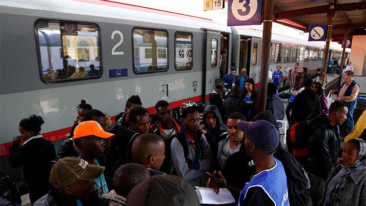 Alemania: «La crisis de refugiados es una vergüenza para la Unión Europea»