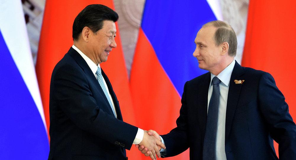 Rusia agradece a China comprensión por postura sobre Ucrania
