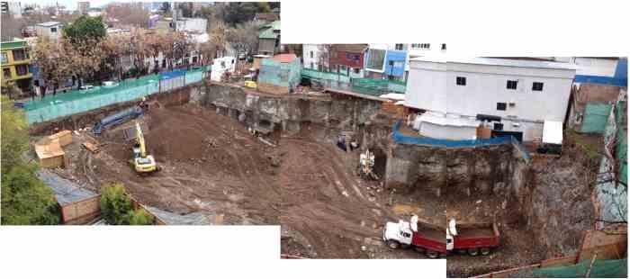 Acogen denuncia de vecinos de barrio Bellavista para detener construcción ilegal