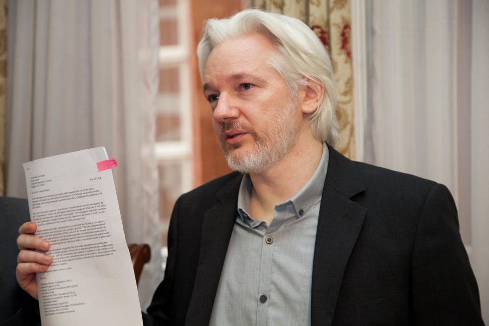 Ecuador no confirma reunión con la fiscalía sueca sobre caso Assange