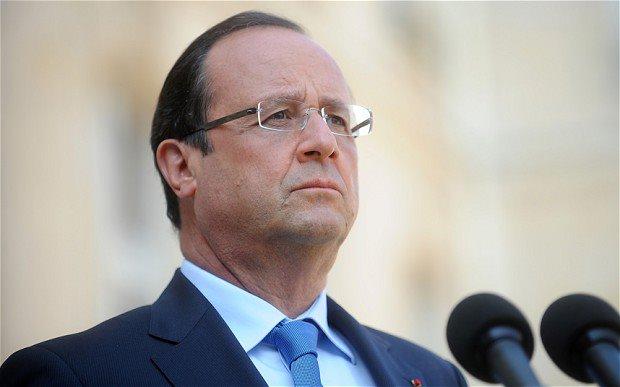 Francia: Hollande reduce la asignación para ex presidentes