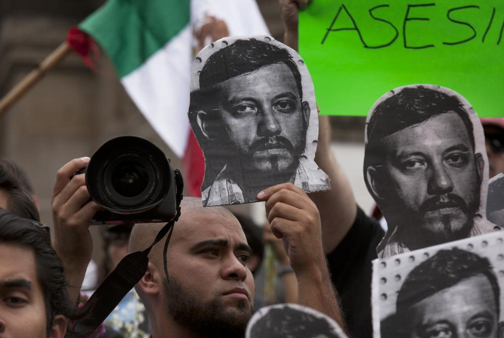 Periodistas y mujeres: víctimas recurrentes de los homicidios en México